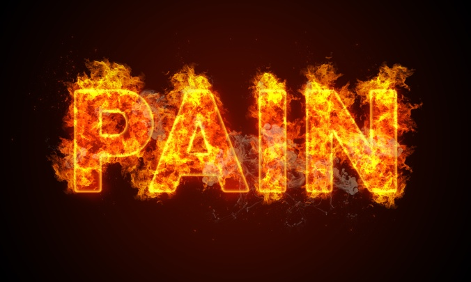 Physical, emotional, spiritual - All Pain Hurts