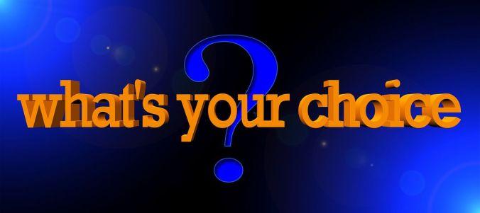 choice-
